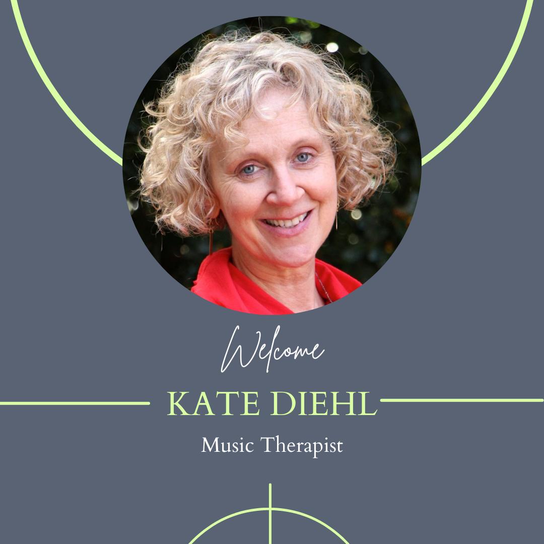 Welcome Kate Diehl